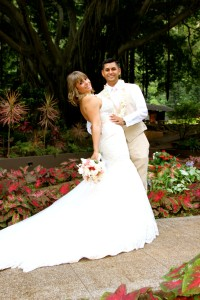 Vow Renewal glamour