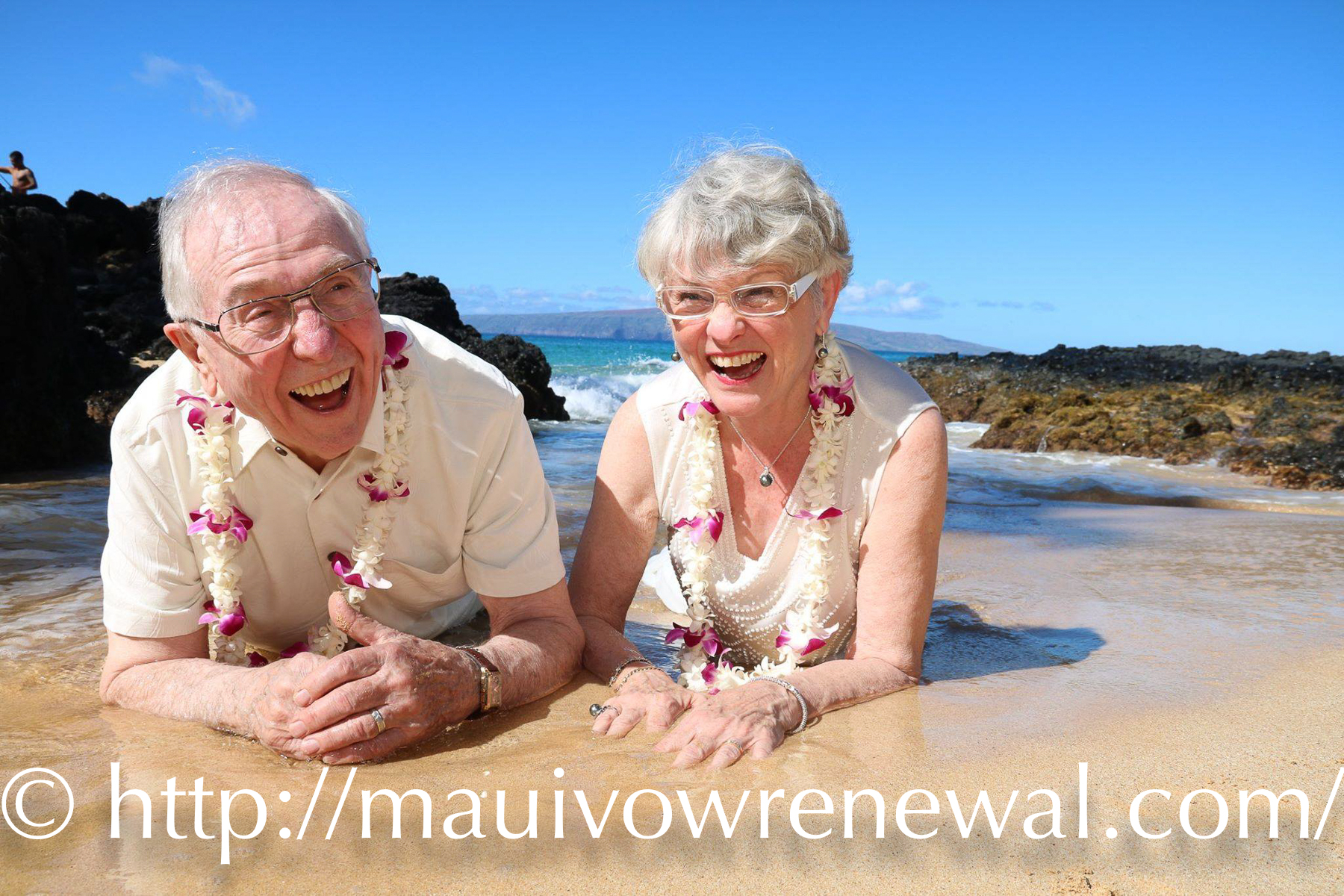 Maui Anniversary Renewal Ceremony